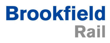 Logo for Brookfield Rail