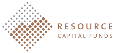 Logo for Resource Capital Funds
