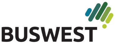 Logo for Buswest