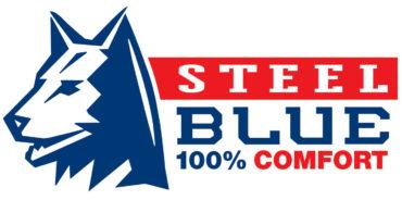 Logo for Steel Blue