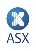 Logo for ASX