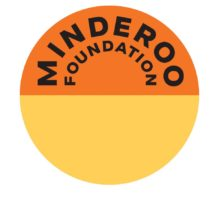 Logo for Minderoo Foundation